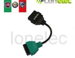 MultisECUScan Adaptor 1 Green ABS Power Steering