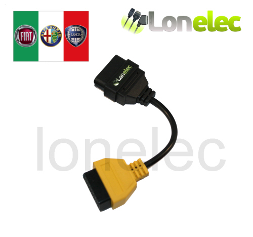 MultiECUScan Yellow Can Bus Adaptor